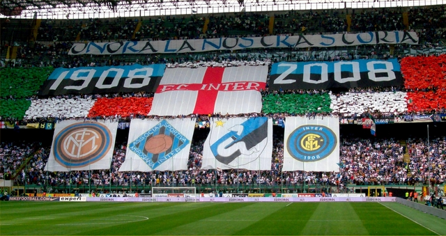 Fan Choreography from last year\'s siena game