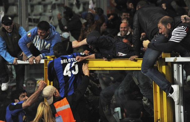 Balotelli knows how to score against Juve