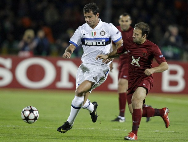Stankovic, our goalscorer in Russia