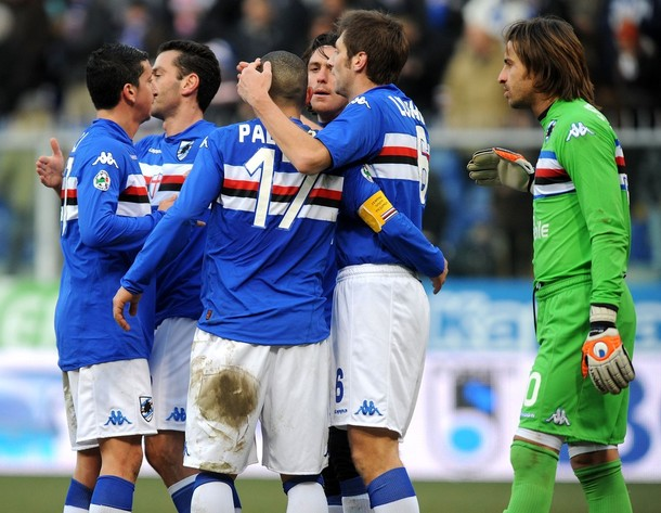 Sampdoria after Atalanta