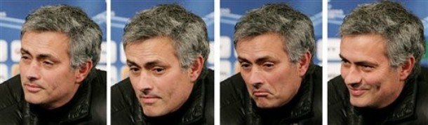 Mourinho press conference pre Chelsea