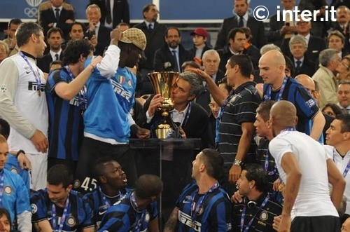 Mou always said we should respect this tournament. He deserves this.