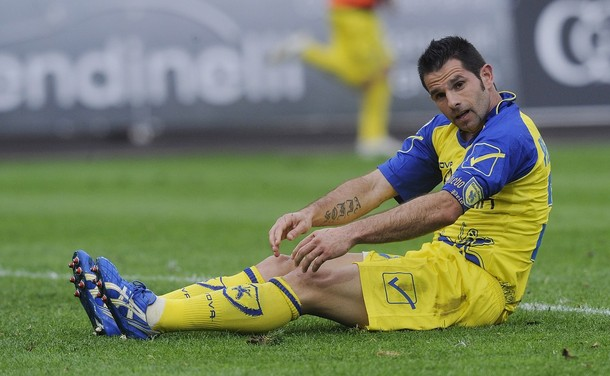Sergio Pellissier of Chievo