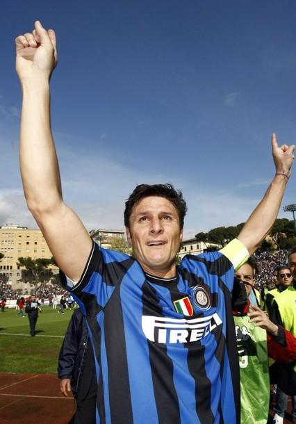 It was his assist that got Milito the goal. Simply the best.