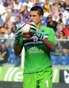 Castellazzi, Inter's newest