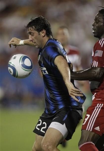 Inter Milan FC Dallas Soccer