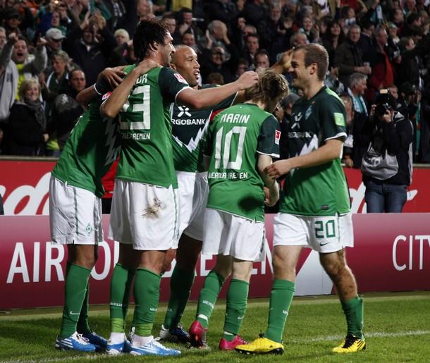 Happy Happy Werder Bremen