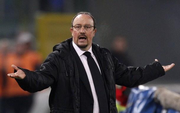 Rafa Benitez is sacked at Inter coach
