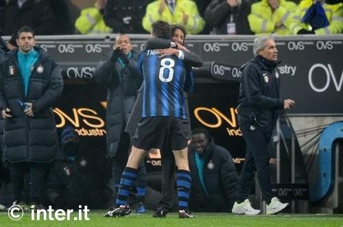 Thiago Motta like Leo better than Rafa
