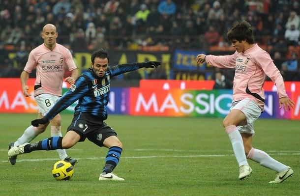 Was Pazzini Born in an Inter shirt?!
