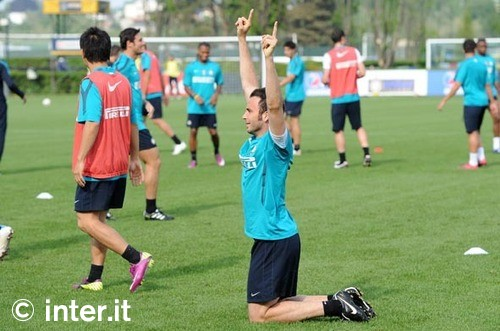 Pazzini pre roma - 