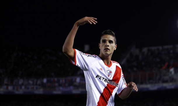 Lamela - the newest hot young thing