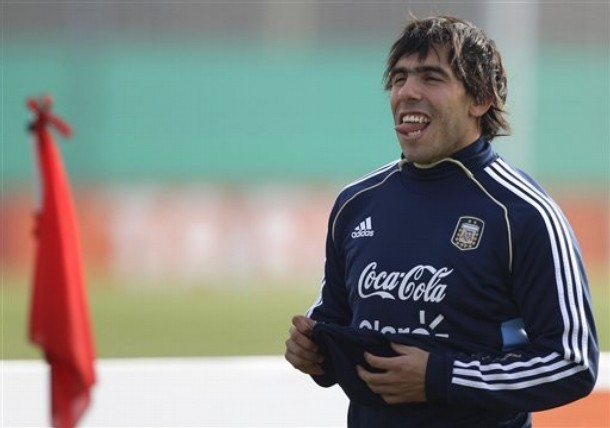 Carlos Tevez Coming to Inter?