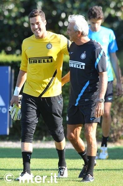 JC new keeper coach