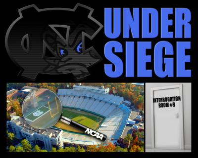 UNC under siege - generic