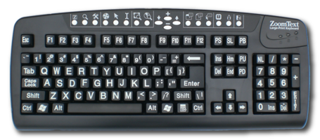 Zoomtext-keyboard-white-on-black_medium
