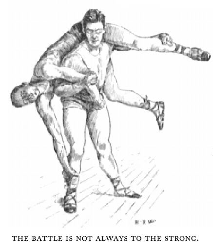 The Forgotten Golden Age Of MMA