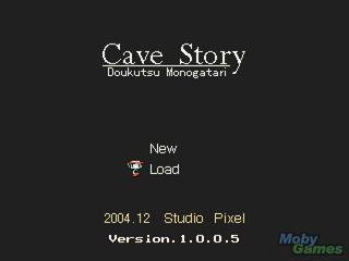 99645_cave_story_windows_screenshot_title_screen_medium