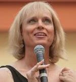 Transsexual sports writer christine