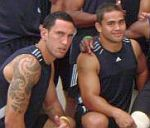 New Zealand rugby sevens players.