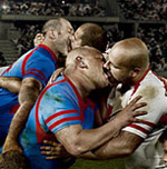 Gay sports men