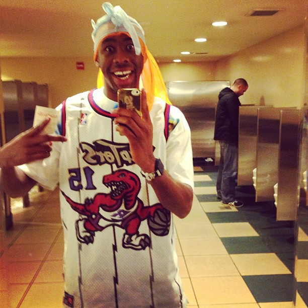Tyler, the Creator: Not a Lakers fan - SBNation.com