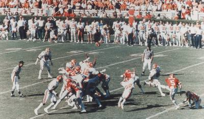 Looking Ahead While Looking Back Georgia Vs Clemson 1984
