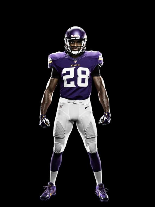 Hot Minnesota Vikings unveil new 2013 uniforms  for sale
