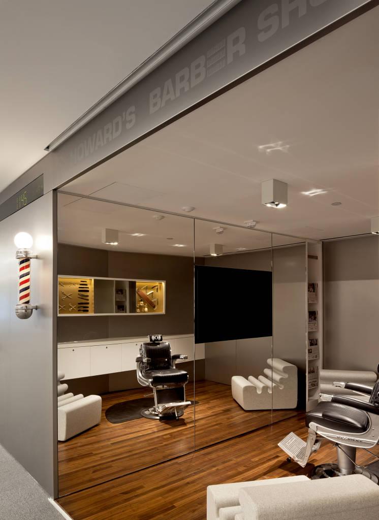 Locker Room Barber Shop