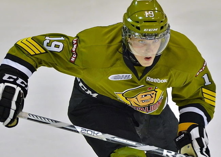 Clarke-is-third-among-ohl-rookies-in-scoring-ohl-images_medium