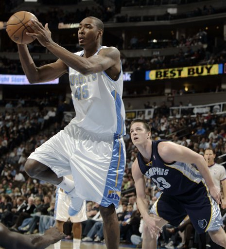 Nuggets Improve To 16-1 Against Sub-.500 Teams (at Home