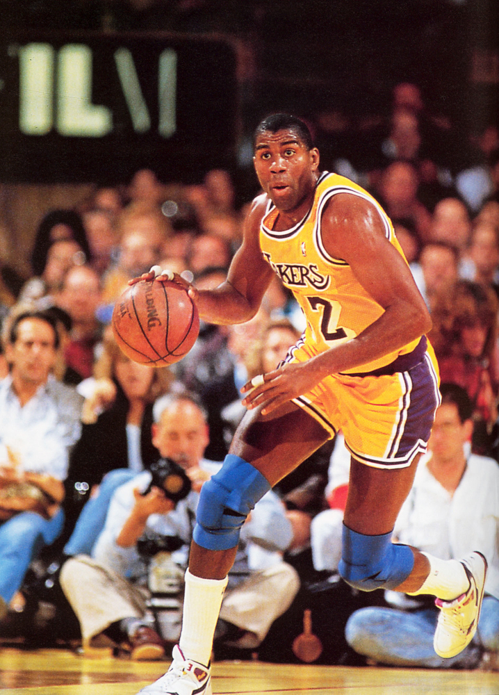 magic johnson pass - photo #13
