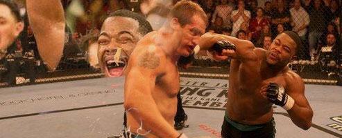 Rashad Evans UFC