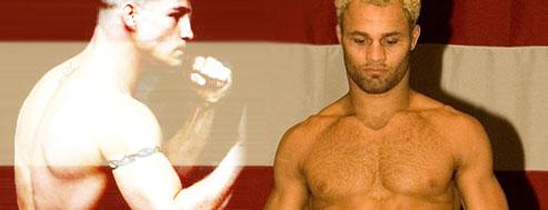 Diego Sanchez Josh Koscheck UFC