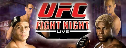 ufc fight night 9 results