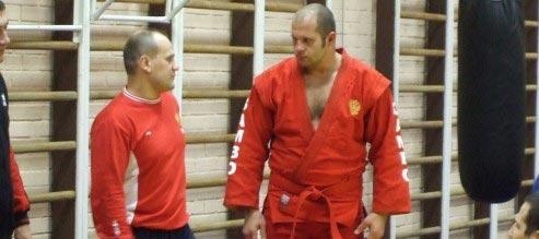 Fedor Emelianenko Loses At 2008 World Combat Sambo
