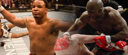 terry martin vs marvin eastman at ufc 81