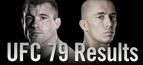 UFC 79 results