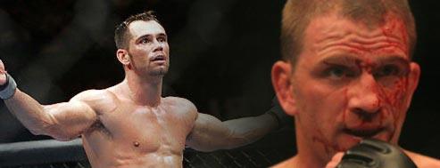 rich franklin vs travis lutter UFC 82