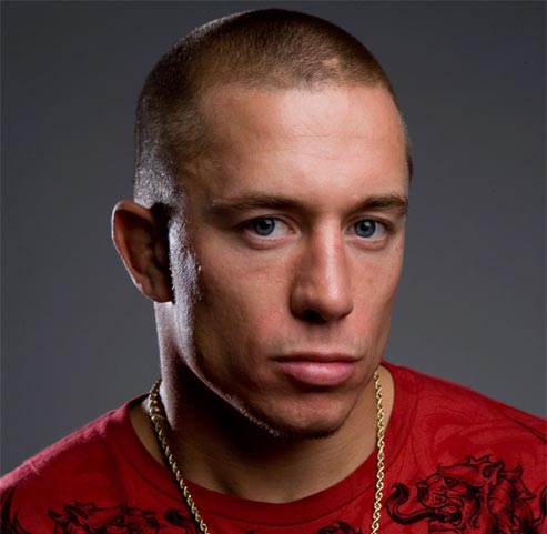 GSP ufc 79 interview