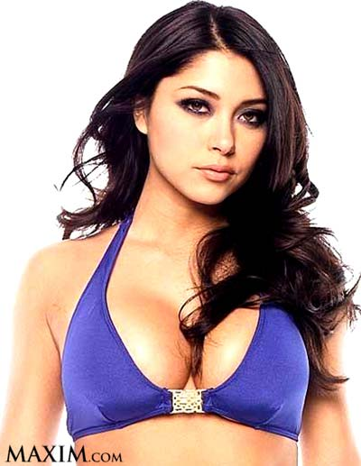 arianny celeste maxim