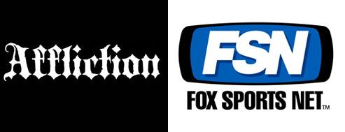 affliction fox sports net