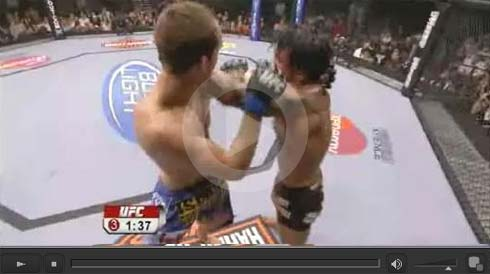 UFC 86 video Cole Miller vs Jorge Gurgel