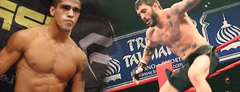 Thiago Tavares vs Kurt Pellegrino