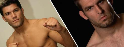 Josh Thomson vs Ashe Bowman Strikeforce playboy mansion II