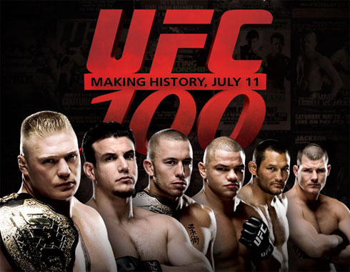 Watch UFC 100 online and other...