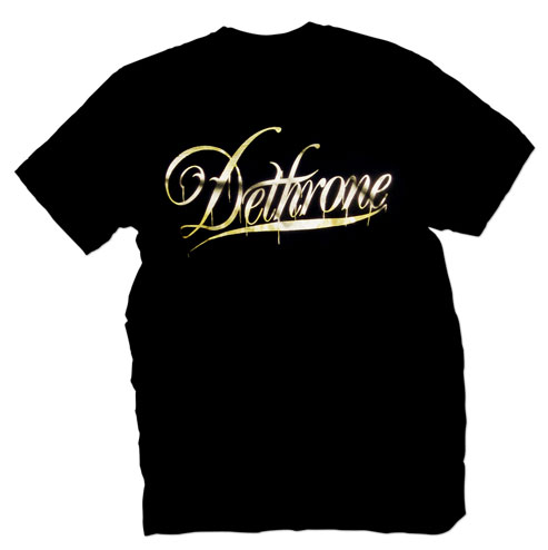 DETHRONE_TEE_Front