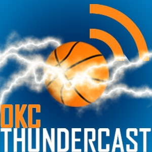 OKC ThunderCast logo