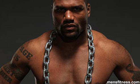Rampage Jackson: 'I'm going to come back to the UFC' - MMAmania.com