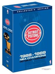 1988-1989 NBA Champions Motor City Madness